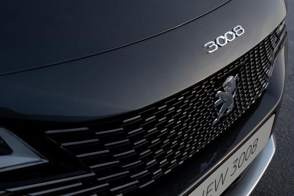 Peugeot 3008 Leasen erheblich aufgefrischt