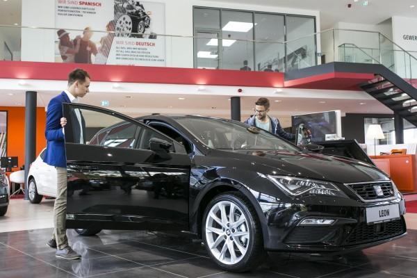 SEAT Leon Leasing mit attraktiven Ausstattungspaketen