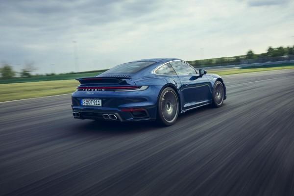 Leistungsstark wie nie: Porsche 911 Turbo jetzt im Leasing bestellbar