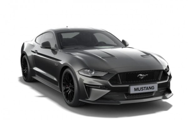 FORD Mustang Fastback 5.0 Ti-VCT V8 Aut. GT: Leasing-Angebote für Gewerbe